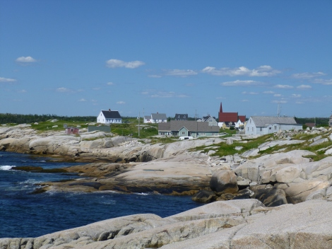 Peggys Cove, Nova Scotia